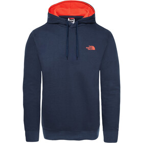 The North Face Seasonal Drew Peak Light Pullover Men urban navy/fiery red